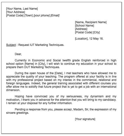 Best 25+ Marketing cover letter ideas on Pinterest Marketing - sample marketing cover letter example