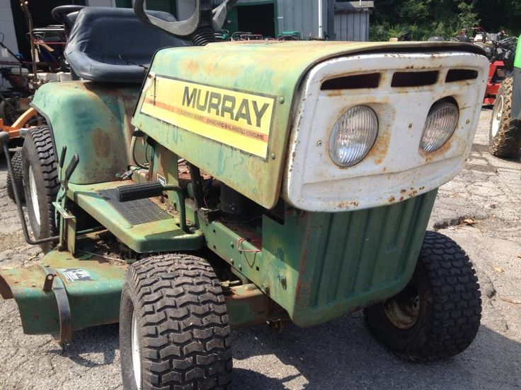 Murray Rider Parts Diagram