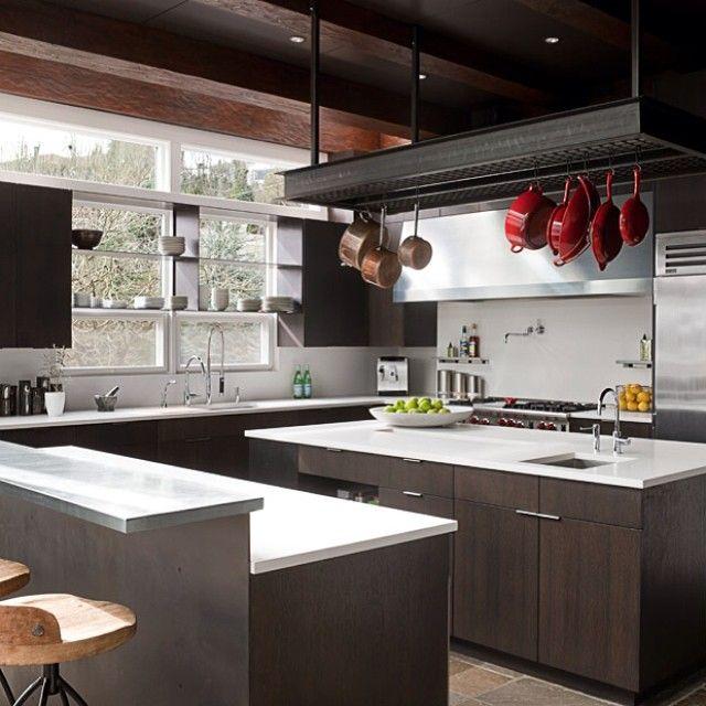 Modern Kitchen Cabinets Seattle: Northwest Contemporary Kitchen