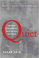 "Those of us who stand on the side at the party, or prefer not to go, do not devalue others. We just find that we can be truest to them when we have stored up quiet moments in the private reservoir that nourishes our souls.""    Quiet: The Power of Introverts in a World the Can't Stop Talking by Susan Cain. """