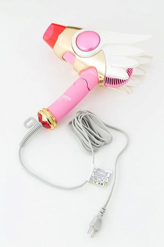 Card Captor Sakura Sealing Wand Hairdryer SuperGroupies EMS from Japan
