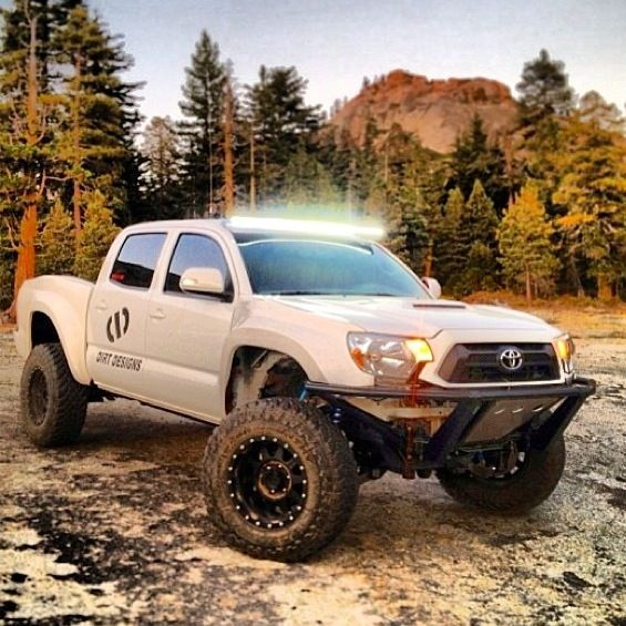 Tacoma | PreRunner | Long Travel