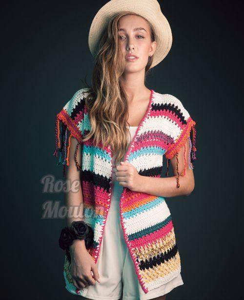 Catalogue Lanas Stop n° 127 Collection printemps été. Nombreux modèles de tops à tricoter en coton et de sacs à crocheter. Découvrez les modèles de sac réalisés avec les fils fantaisie Bags et Raven de Lanas Stop. #laine #lanastop #lanasstop #coton #lin #bags #raphia #rafia #knit #knitting #hook #crochet #debardeur #handmade #diy #faitmain #rosemouton