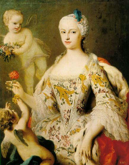 María Antonia Fernanda de Borbón y Farnesio (Sevilla, 17 de noviembre de 1729 - Moncalieri, 19 de septiembre de 1785). Infanta de España y Reina consorte de Cerdeña por su matrimonio con Víctor Amadeo III. Era la menor de los hijos del rey de España Felipe V de Borbón y de su segunda esposa Isabel de Farnesio.