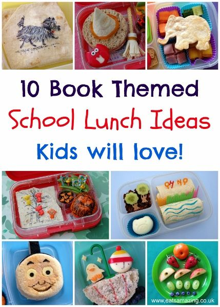 book themed food 10 book bento lunch ideas for kids from eats amazing uk perfect for world. Black Bedroom Furniture Sets. Home Design Ideas