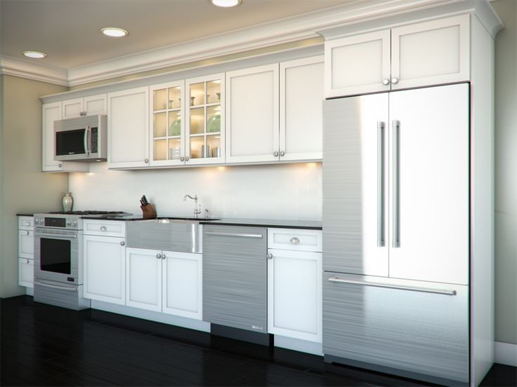 I love the space next to the stove! - Layouts - Design - Kitchens.com