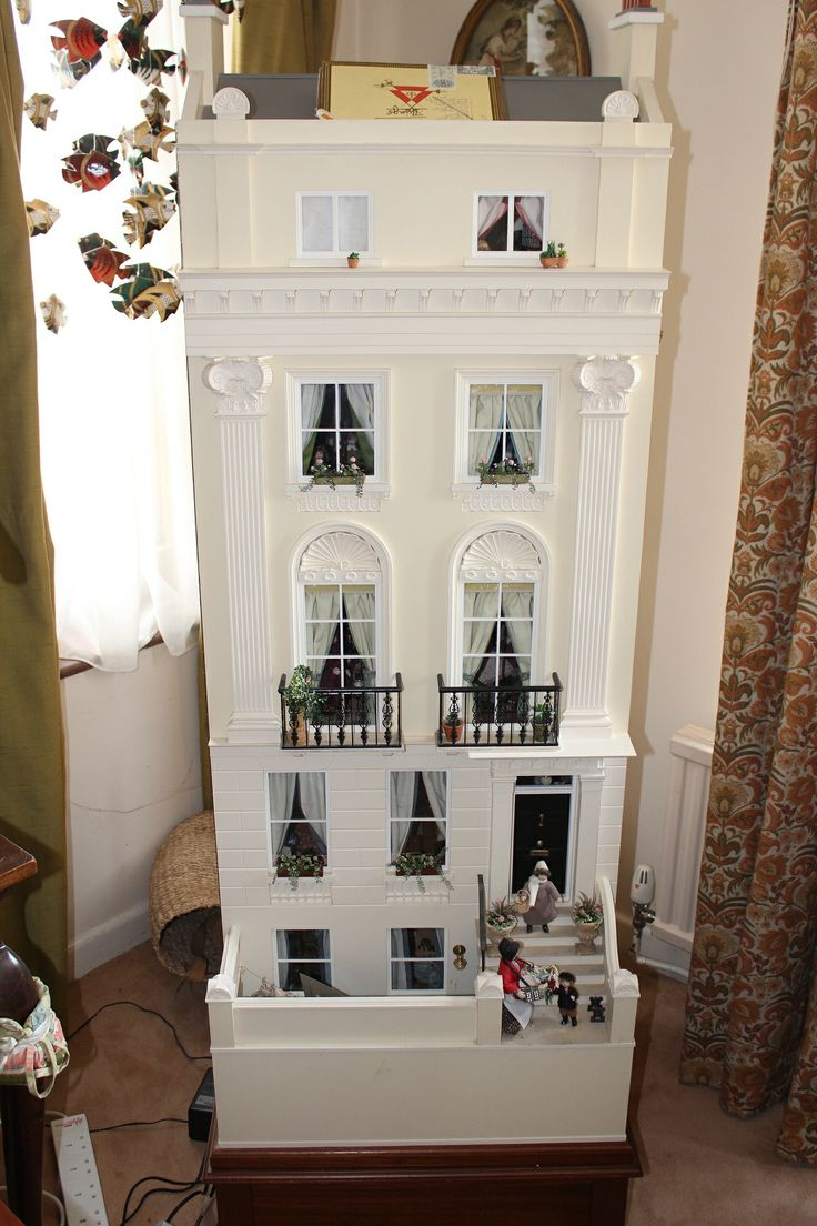 Victorian miniature houses -  The Ammonite House Brighton By Trevor And Sue Cook Mini Housessmall Housesvictorian