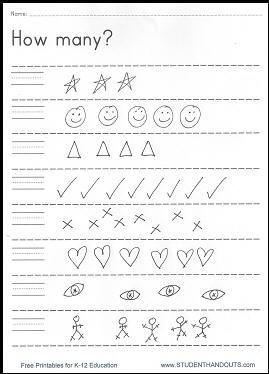 Printables Pre K Worksheets Printable pre kindergarten worksheets printable worksheet number names free for k