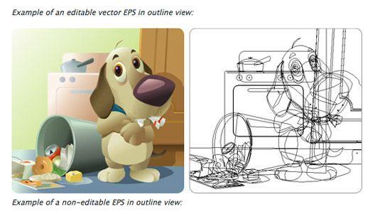 Make money selling stock illustrations