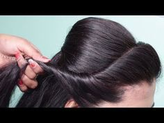 Easy & cute wedding hairstyle for girls | BRIDAL HAIRSTYLES | Hair Style Girl ||…