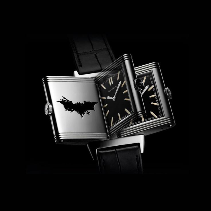 Batman The Dark Knight Rises–Jaeger-LeCoultre's Special Edition Grande Reverso Watch