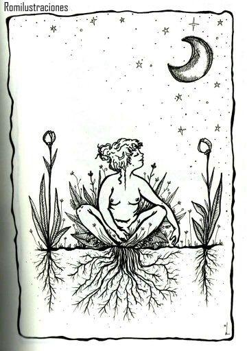 #romilustraciones #feminista #mujer #ilustración #libre #natural #amarte #feminist