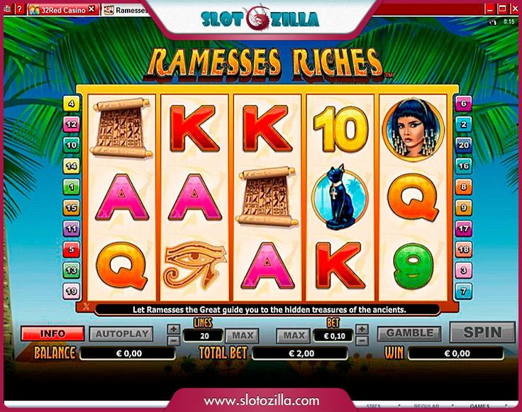 Play the Burlesque Slot Machine Free with No Download