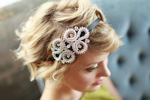 35 Wedding Updo Hairstyles For Long Hair From Ulyana Aster: 17 Best Ideas About Bob Wedding Hairstyles On Pinterest