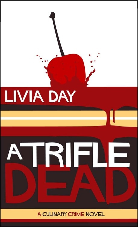 New cover for A Trifle Dead, coming from Twelfth Planet Press in March 2013.
