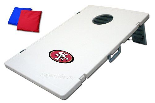 NFL San Francisco 49ers 20 Tailgate Toss Game -- You can get additional details at the image link.Note:It is affiliate link to Amazon.