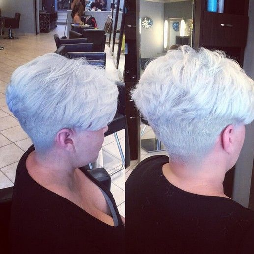 Stacked Short Hairstyles for Women - Short Hair Cuts 2016