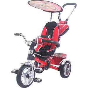 Lexus Trike GREAT ICON (MS-0595) красный  — 13000р. ------------ Размеры (ВхШхГ) 445x285x600 мм    Возраст ребенка От 1 года  Дополнительная информация  Первый 3-х колесный велосипед из коллекции Lexus Trike Original - велосипед-коляска. В производстве этого велосипеда мы использовали новейшие инновационные технологии и материалы, например Карбон, что позволило уменьшить вес велосипеда. Но, главной изюминка этого велосипеда сиденье. В нем можно изменять угол наклона спинки, вплоть до…