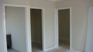 1/2 White duck walls lexicon 1/4 trim