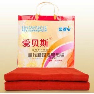 Full temperature control folding single electric heating blanket 150 70cm