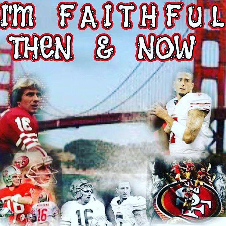 The San Francisco 49ers!