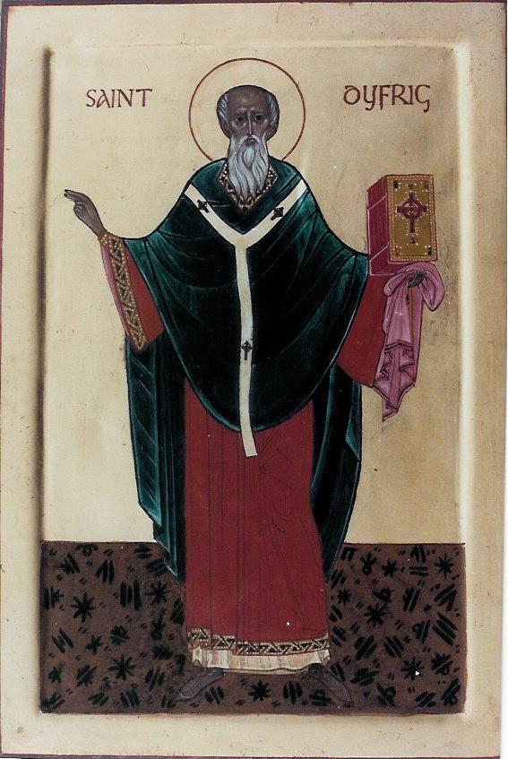 Sant Dyfrig  (545) - Tachwedd13