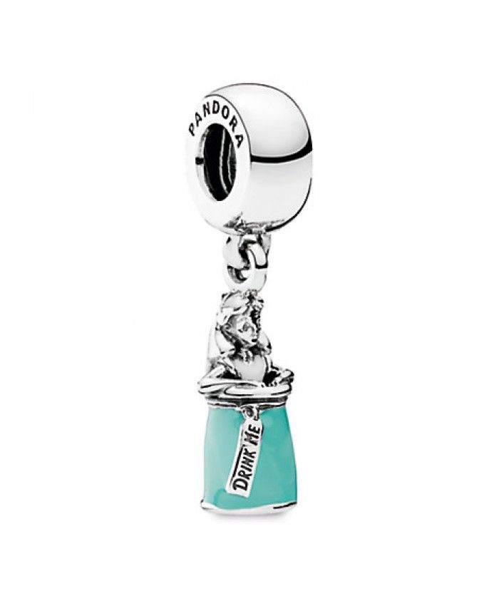 Stylish Pandora Alice Bottle Pendant Charm Cheap Sale