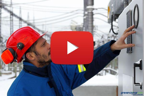 VIDEO: Control de riesgos eléctricos - Prevencionar, tu portal sobre prevención de riesgos laborales.