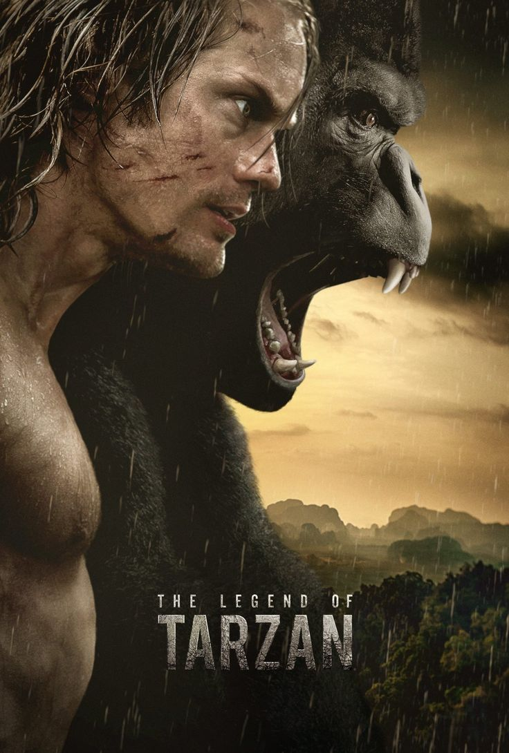 The Legend of Tarzan - ScreenRave Movie and TV Show Database