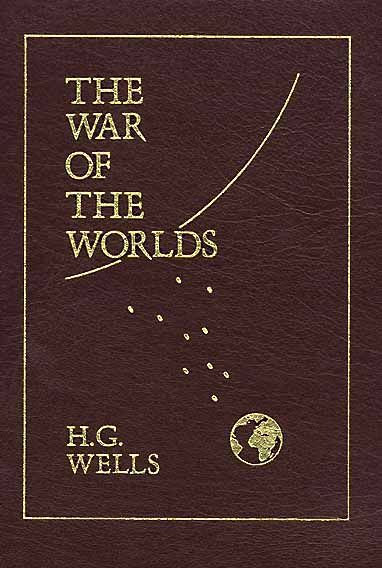 The War of the Worlds inspired many pretty covers.