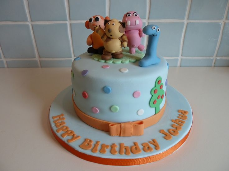 Cake Tv Show Crafts : 1000+ images about Baby tv on Pinterest Birthday cakes ...
