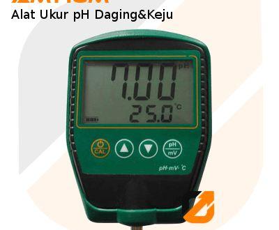 Alat Pengukur pH Daging dan Keju AMT16M | CV. Java Multi Mandiri