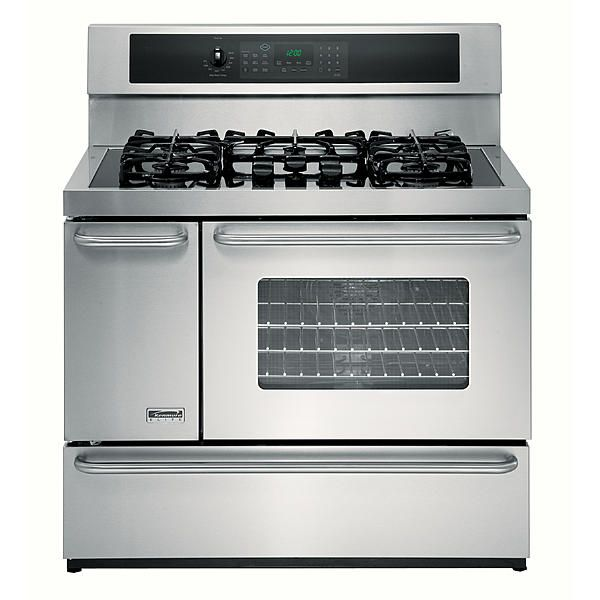 Kenmore Elite 75603 40 Double Oven Dual Fuel Range W Convection Double Oven Electric Range Kenmore Elite Double Oven