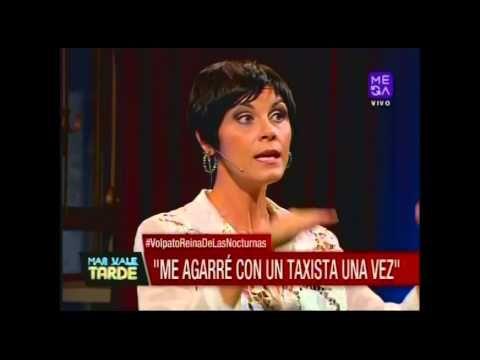 "Paola Volpato: ""Un taxista me escupió en la cara"" - YouTube"