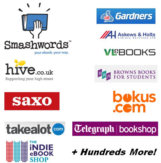 Smashwords: Smashwords Announces Distribution to Gardners Books: Expanded distribution to over 400 retail stores, 2,000 public libraries and 400 academic libraries