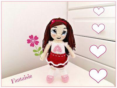 Fantaisie: Πλεκτή κούκλα