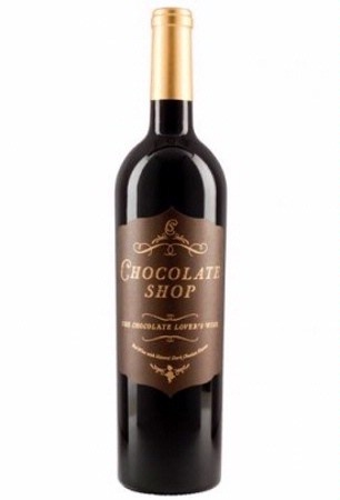 Chocolate Shop Chocolate Lovers Wine, what a great gift this has been!!!!