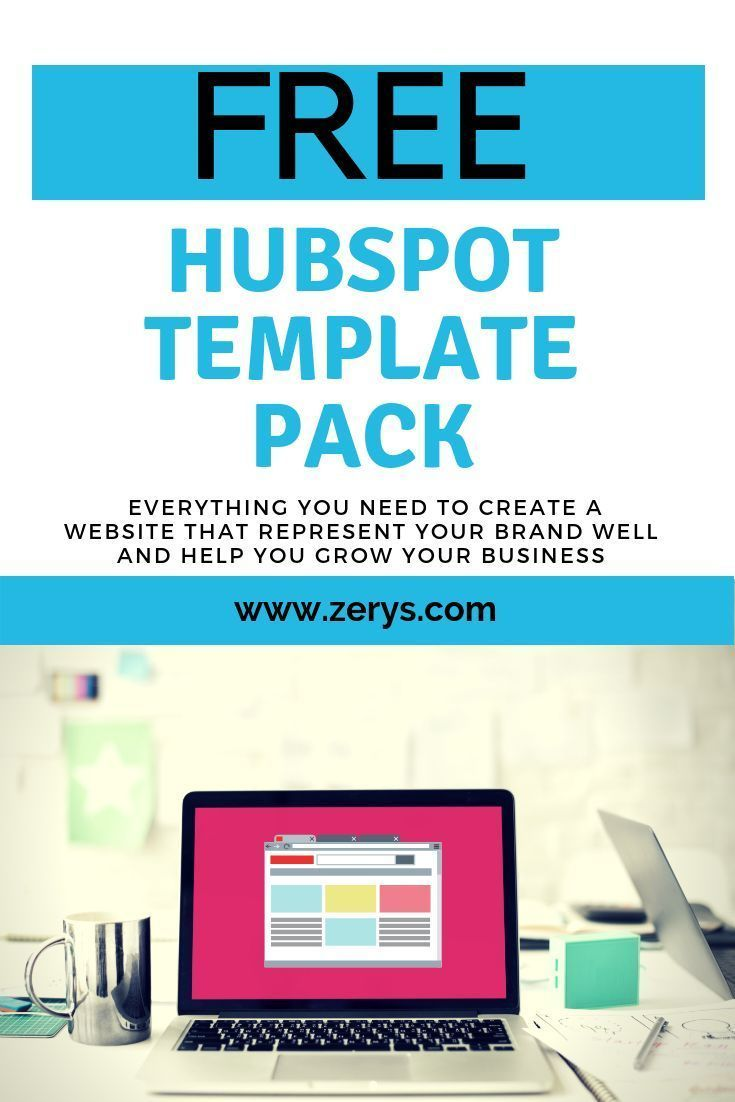 Zerys Has Teamed Up With Hubspot For This Incredible Offer These Professional Templates Were Desig Hubspot Marketing Strategy Template Content Marketing Tools