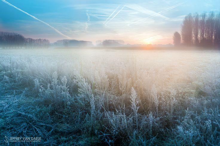 Sunrise in Sint-Lievens-Houtem by Jeffrey Van Daele on 500px