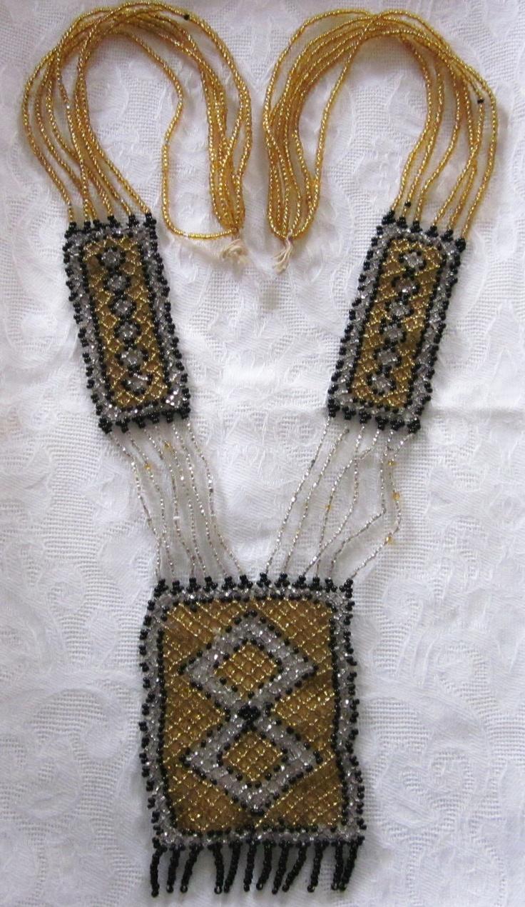 Halsband - liknande finns på Indiska just nu.