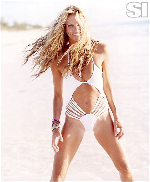 Elle Macpherson - Sports Illustrated Swimsuit 2006 Photographed by: Raphael Mazzucco Collection: SI Extra