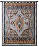 Southwest Turquoise Blue Wall Tapestry C-2933M, 2933-Wh, 2933C, 2933Cm, 2933Wh, 2935-Wh, 2935C, 2935Wh, 40-49Incheswide, 41W, 50-59Inchestall, 50-59Incheswide, 53H, 53W, 70-79Inchestall, 75H, America, American, Art, S, Blue, Carolina, USAwoven, Complex, Cotton, Cowboy, Desert, Design, Designs, Group, Hanging, Indian, Intricate, Native, Orange, Pattern, Patterns, Seller, Shapes, Southwest, Southwestern, Tapestries, Tapestry, Textile, Turquoise, Wall, Western, Woven, Woven, Bestseller…