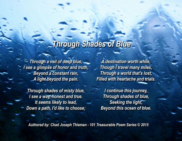 Through Shades of Blue