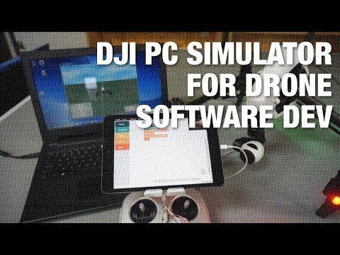 Using DJI PC Simulator for Drone Software Development - https://dronewithcamera.store/using-dji-pc-simulator-for-drone-software-development/