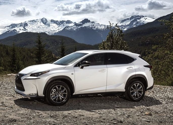 All-new SUV hits the market, the 2015 Lexus NX and NX F SPORT | TractionLife.com