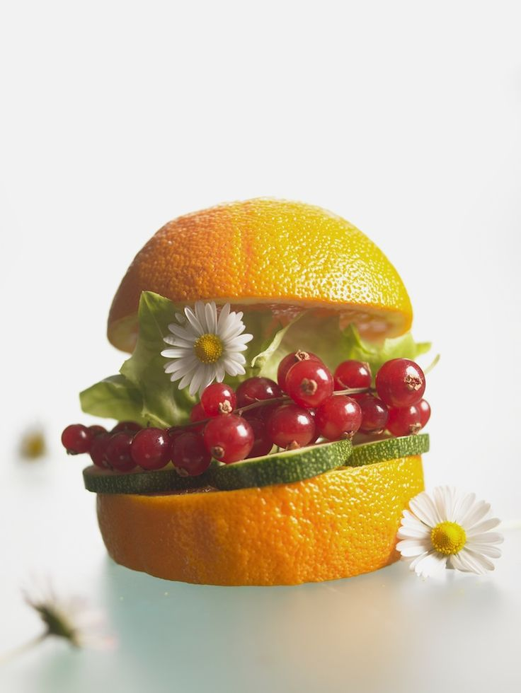 Dieta usoara, de primavara: gustari cu fructe si legume