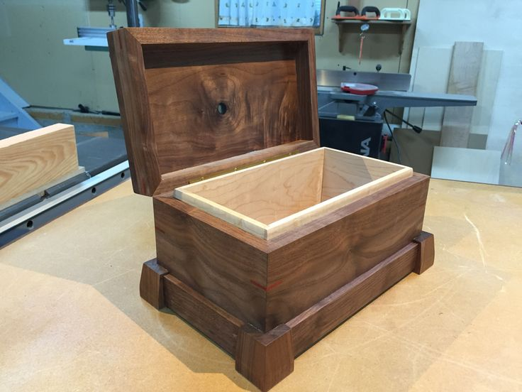 New Secret Compartment Box