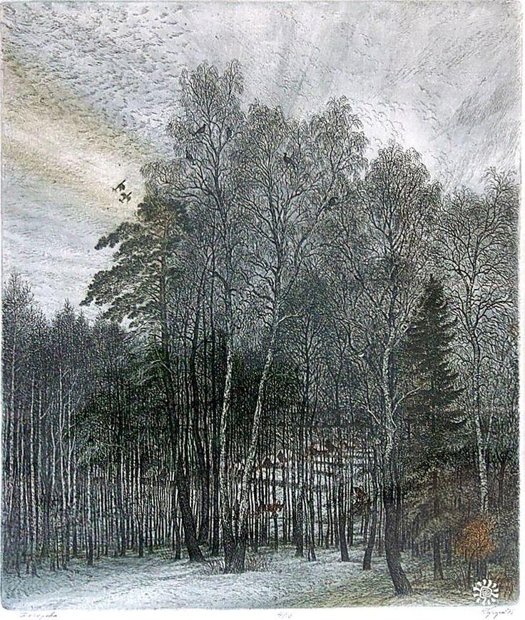 Виталий Губарев Тетерева