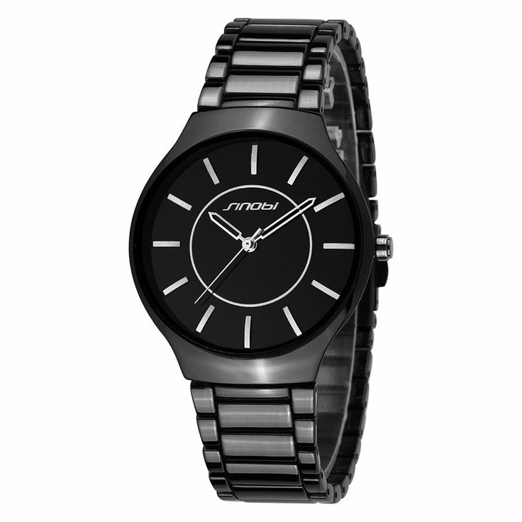 Like and Share if you want this  SINOBI Casual Steel Watch     Tag a friend who would love this!     FREE Shipping Worldwide     Buy one here---> https://www.1topick.com/luxury-mens-military-quartz-steel-watches-casual-wristwatch/