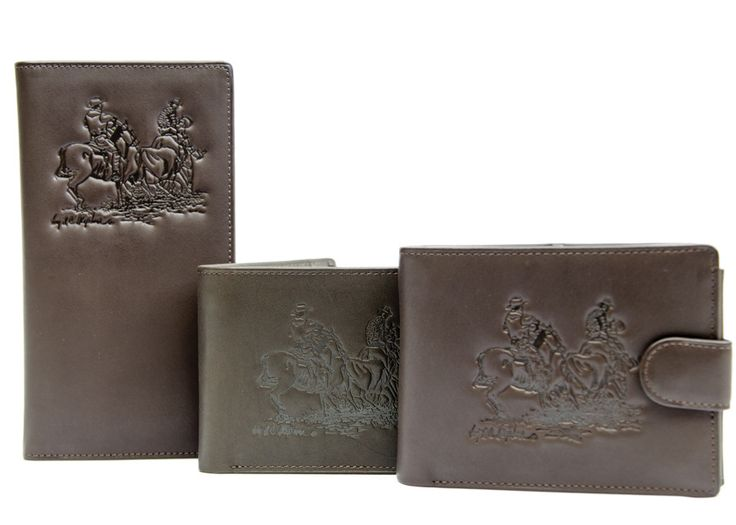 Mens Leather Wallet | Rodeo Wallet | Team Roper